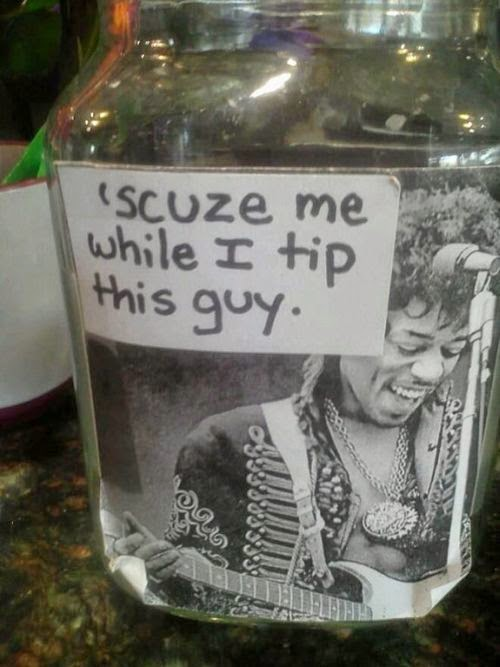These tip jars will definitely get money damn cool pictures for Cool money jars