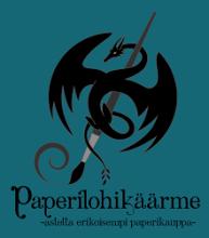 DT- Paperilohikäärme