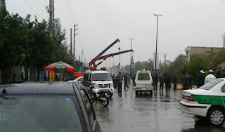 Public hangings, Iran, Nov. 1 2015