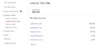 backlinks list