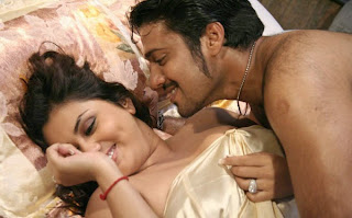 Namitha hot love making scenes