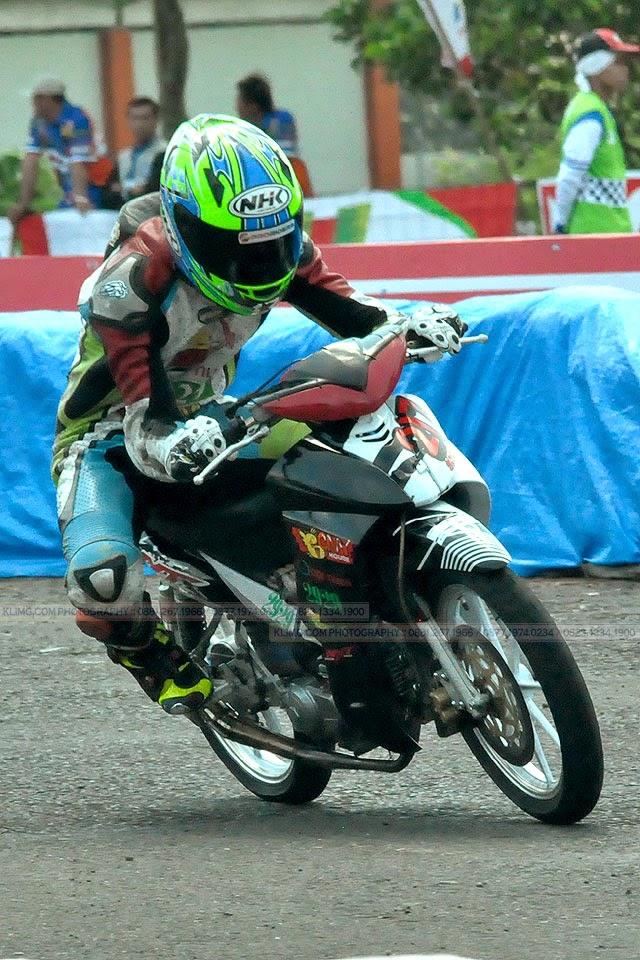 Final Yamaha Cup Race 1 GOR Purwokerto 20 April 2014 - photo oleh KLIKMG.COM Photography