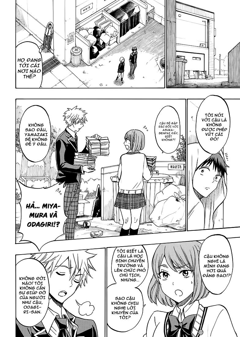 Yamada-kun to 7-nin no majo chap 212 Trang 20 - Mangak.info