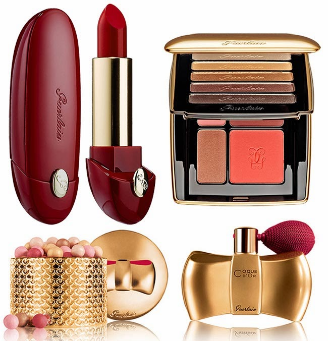 Guerlain 2014 a night at the opera holiday collection, Fashion and Cookies