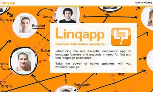 Use o Linqapp para traduzir online