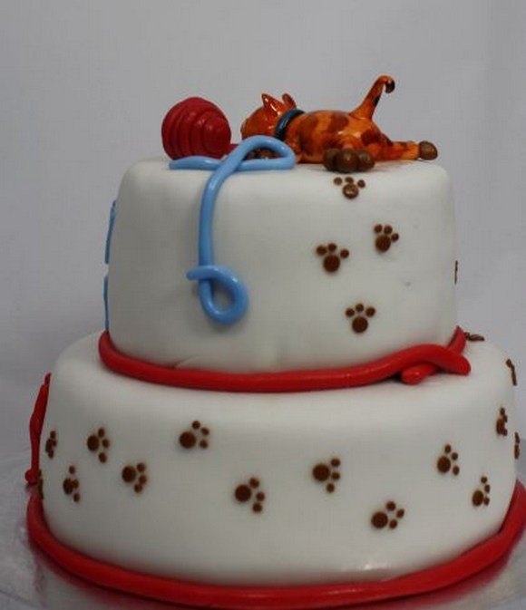 Cake Theme For Birthday : Themed Cakes, Birthday Cakes, Wedding Cakes: Cat Themed Cakes