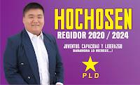 HOCHOSEN REGIDOR 2020-2024