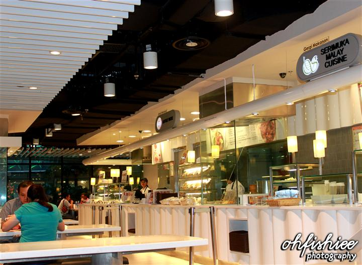 One Utama Food Court