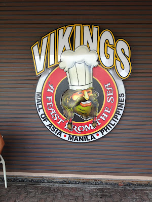 Vikings Mall of Asia