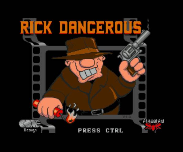 Unblocked Game : Rick Dangerous Amiga Atari ST