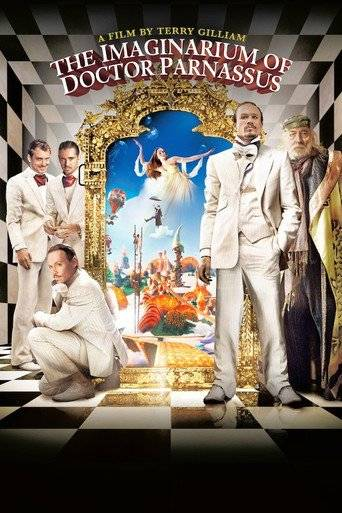 The Imaginarium of Doctor Parnassus (2009) ταινιες online seires xrysoi greek subs