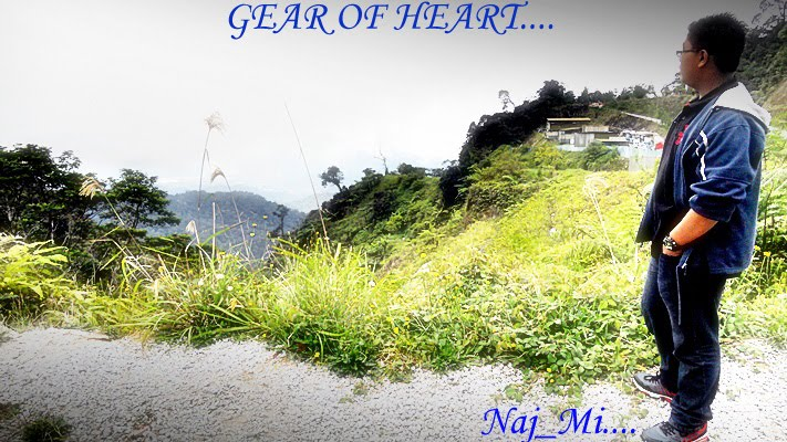 ^_____________^   Naj_Mi ....Gear Of Heart