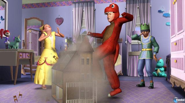 Sims 3 Menuda Familia