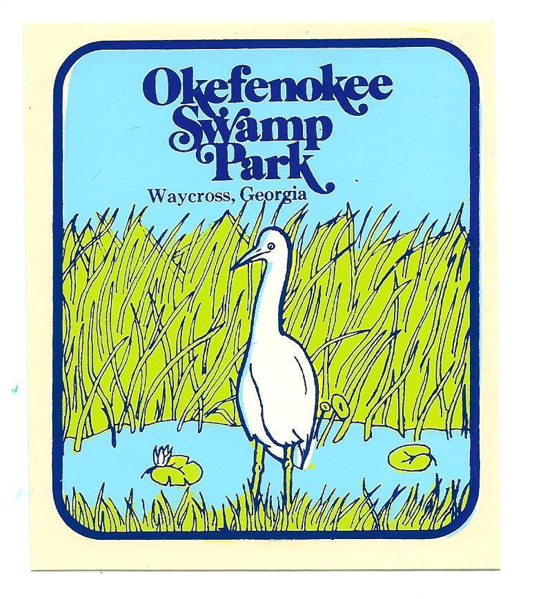essay on okefenokee swamp
