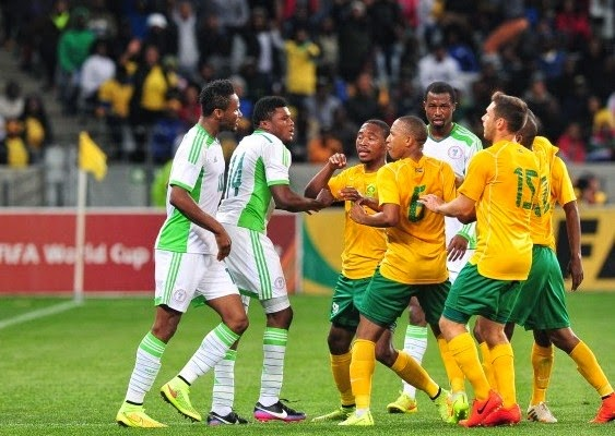 nigeria and south africa 2018 fifa world cup russia™  south africa rsa full-time  ft  2-1 12 nov 2017  musa: nigeria are aiming for the semis  khazri:.