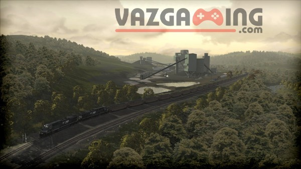 Train Simulator 2016 Gameplay 1