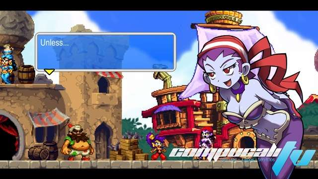 Shantae and the Pirate's Curse PC Full