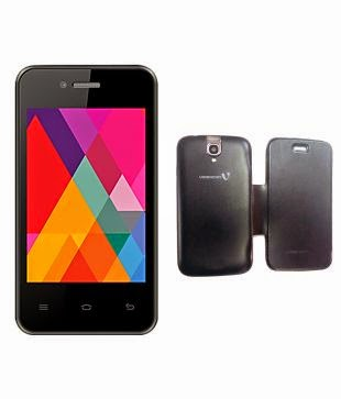 Buy Videocon X30 Pro Black Smart Phone Rs. 2749 only at Snapdeal.