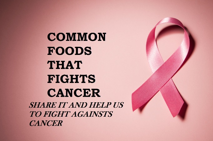 Common Foods that Fight Cancer