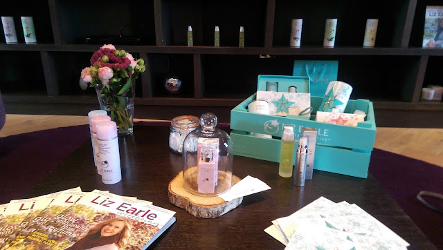 Afternoon tea with Liz Earle