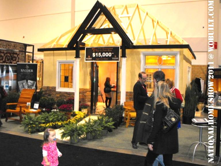 Home Show Booth Ideas