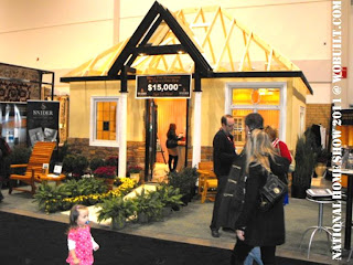 National Home Show Toronto 2011 Snider Homes booth, photo by Olga Goubar wobuilt.com