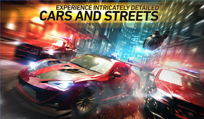 Need for Speed: No Limits Resmi di Rilis oleh EA