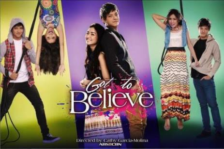 Got to Believe starring Kathryn Bernardo and Daniel Padilla