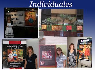 Exposiciones Individuales