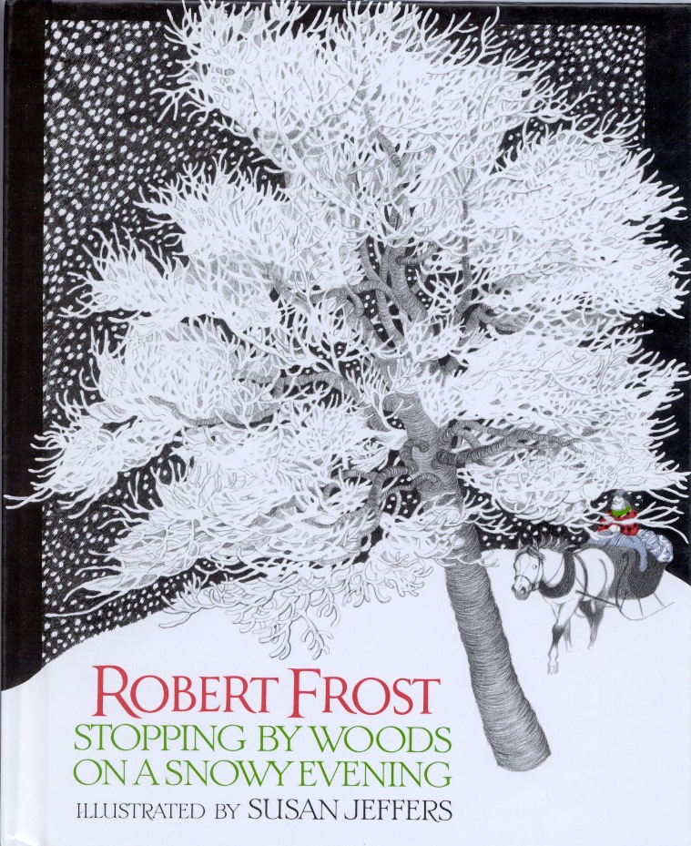 stopping by the woods on a snowy evening by robert frost at EssayPedia ...