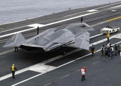 Dunia Militer Etc: Aurora / SR-75 Penetrator