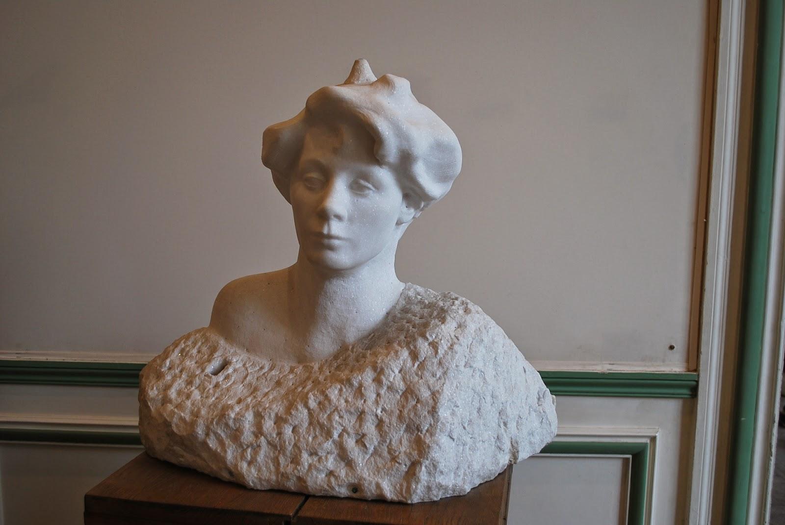 Rodin, Eve Fairfax marbre