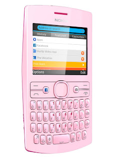 Nokia launches Asha 205 with dedicated Facebook button
