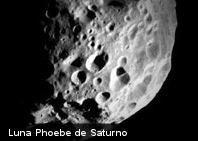 Confirman teoría sobre origen de luna de Saturno