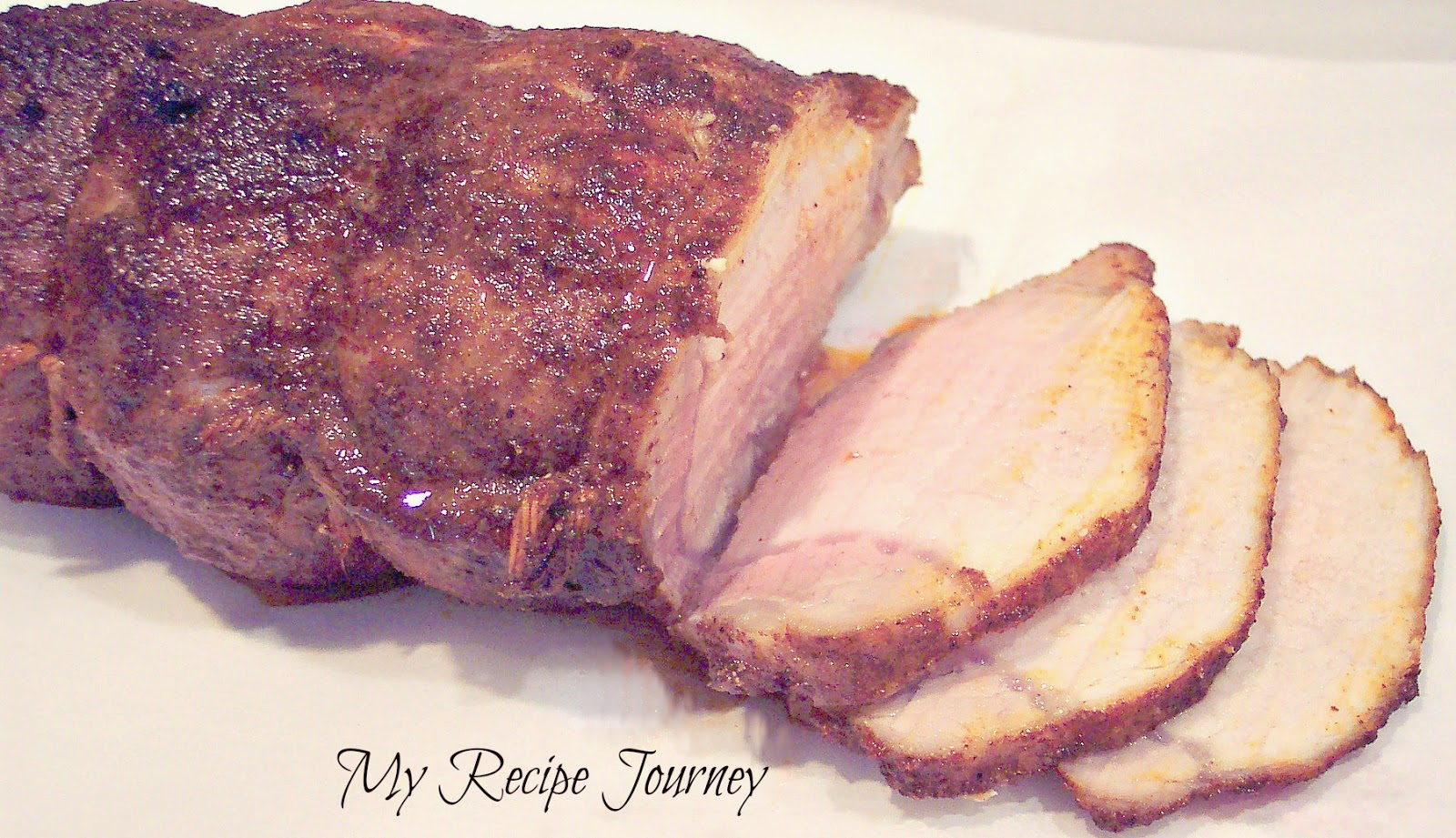 Adobo Roast Pork Loin