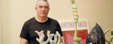 Antonio Arco presenta su Xilosofía en madera en el Club Diario