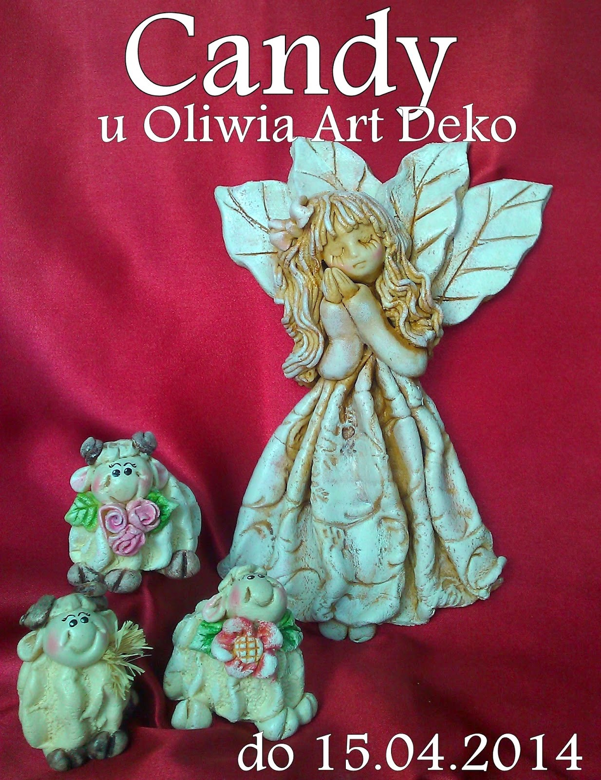 Candy u Oliwia Art Deco