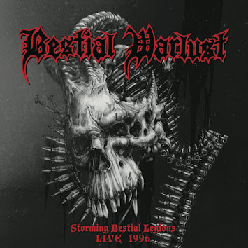 """Bestial Warlust - """"Storming Bestial Legions - Live '96"""""""