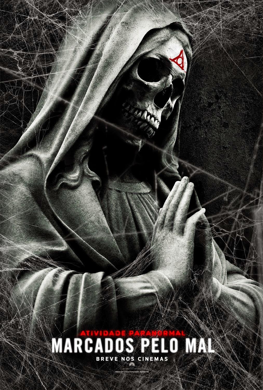 Atividade Paranormal: Marcados Pelo Mal Torrent Dublado (2014)