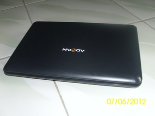 BEKAS MURAH: Netbook Bekas Murah ADVAN A1N70T----> Rp. 1,450,000
