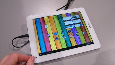 harga archos 80 titanium, tablet mirip ipad mini terbaru
