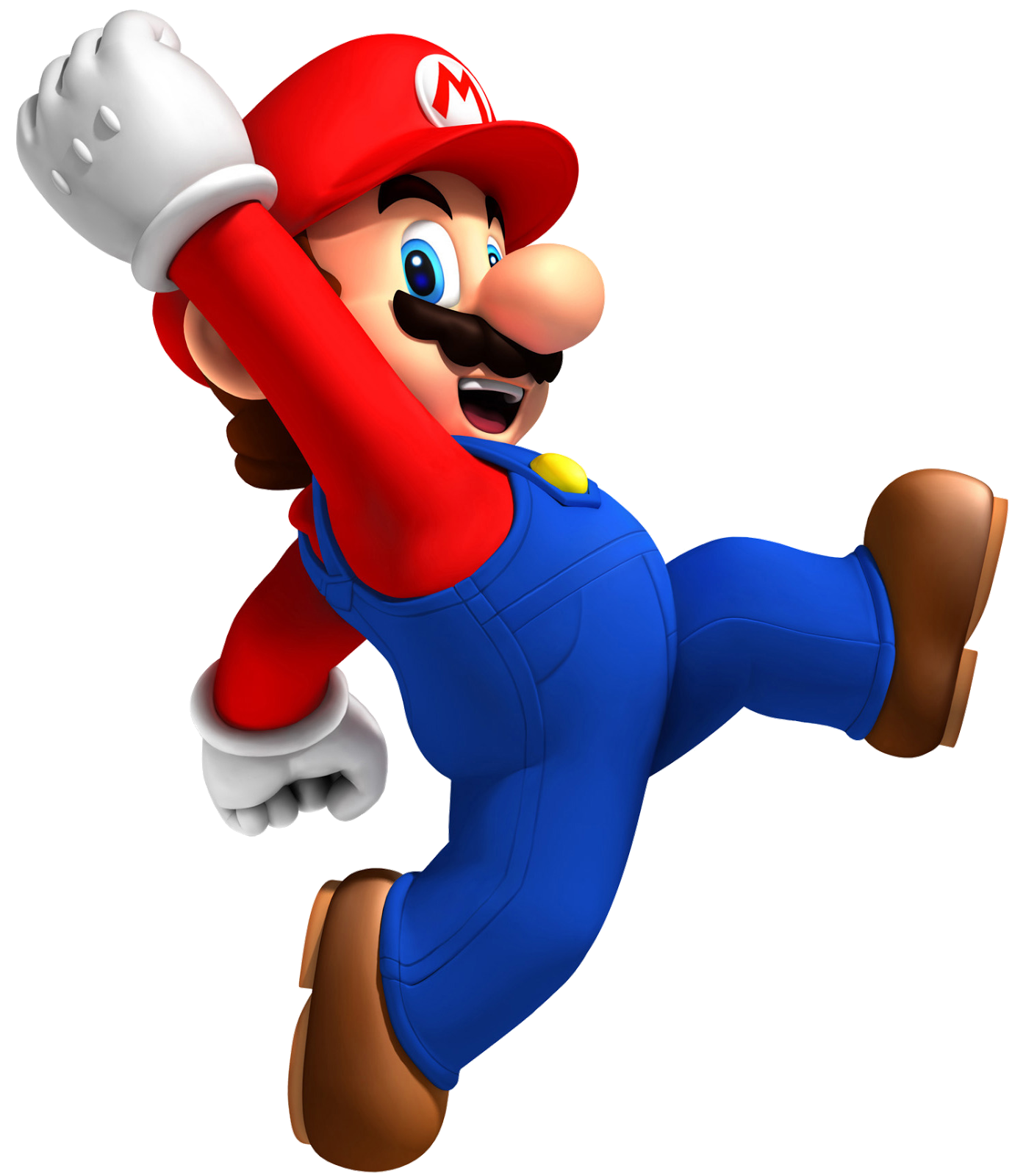 how tall is mario mario