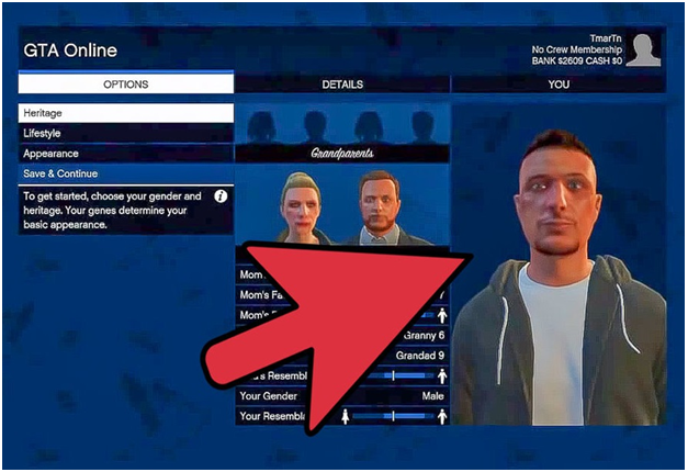 How to play gta v online introduction guide gta 5 character customization voltagebd Images