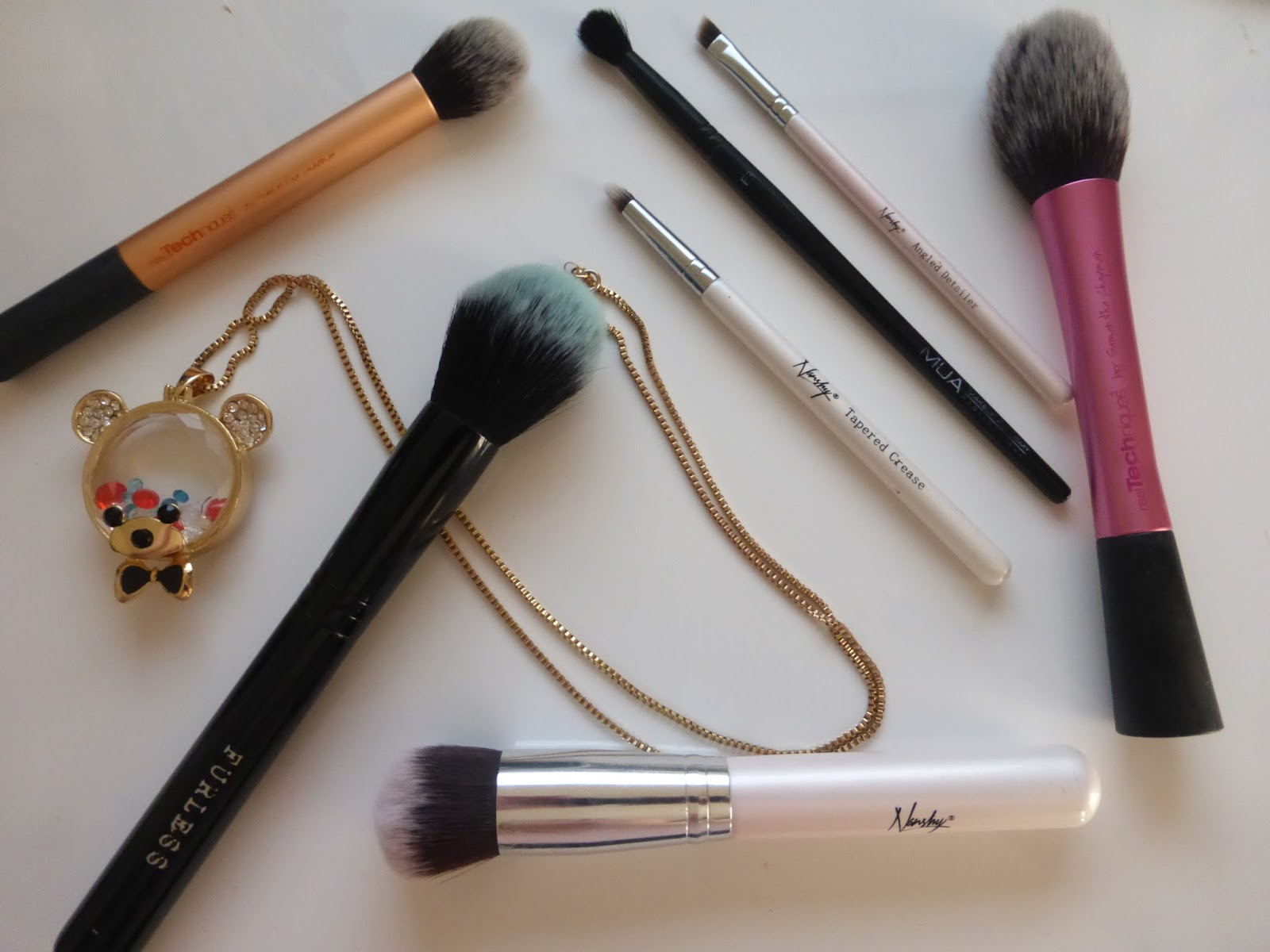 Must Have Makeup Brushes