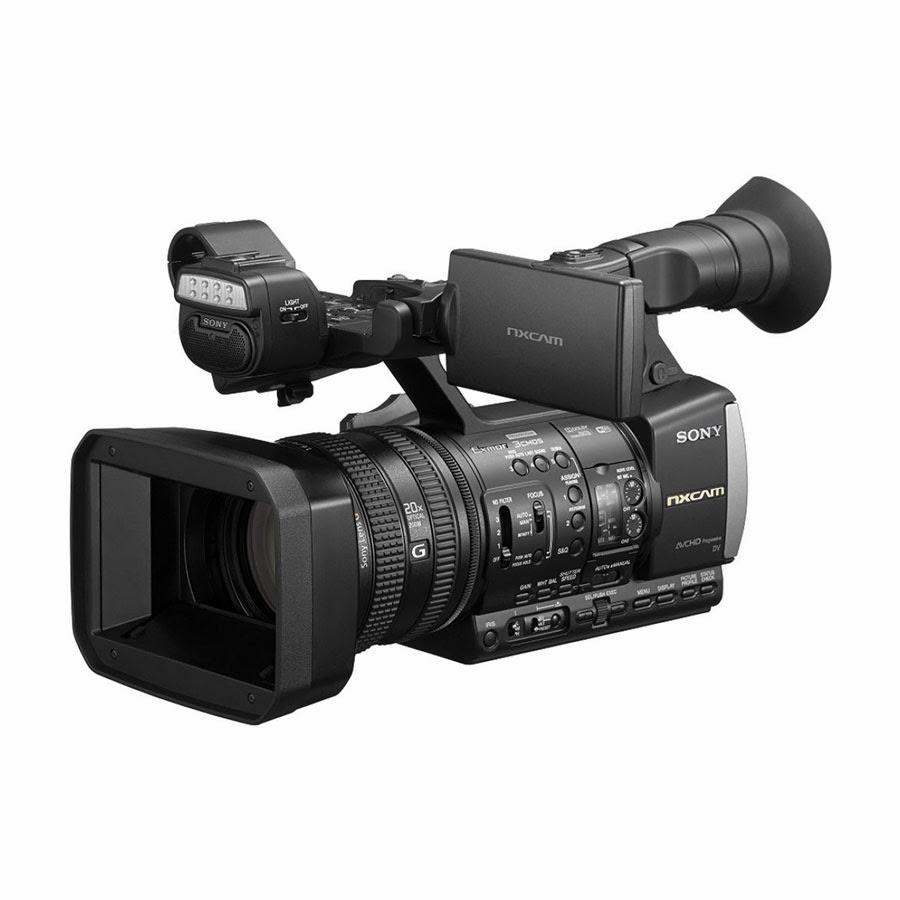 NEW- Sony HXR-NX3 Campbell Cameras inFOCUS Blog Campbell Cameras ...