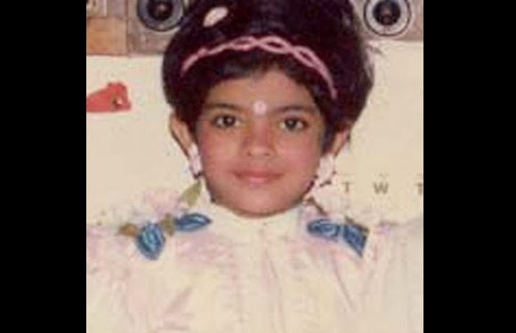 childhood rare photos of priyanka chopra