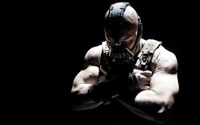 Bane by Tom Hardy