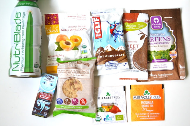 Fit Snack Monthly Subscription Box