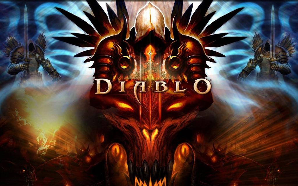 Diablo HD & Widescreen Wallpaper 0.310325902184598