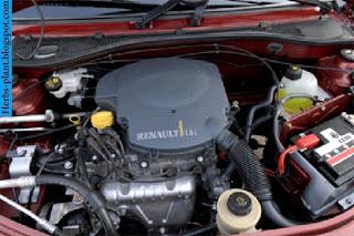 Renault logan car 2013 engine - صور محرك سيارة رينو لوجان 2013